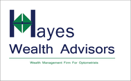 Hayes Wealth Advisors Logo - Entry #155