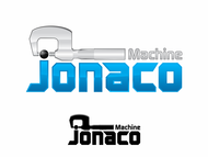 Jonaco or Jonaco Machine Logo - Entry #122