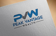 Peak Vantage Wealth Logo - Entry #63