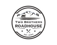 Two Brothers Roadhouse Logo - Entry #129