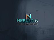 Nebulous Woodworking Logo - Entry #19