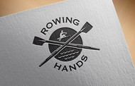 Rowing Hands Logo - Entry #68
