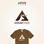 Antler Crew Logo - Entry #196