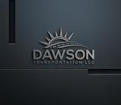 Dawson Transportation LLC. Logo - Entry #248