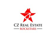 CZ Real Estate Rockstars Logo - Entry #111
