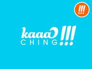 KaaaChing! Logo - Entry #179