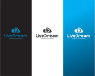 LiveDream Apparel Logo - Entry #485