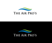 The Air Pro's  Logo - Entry #232