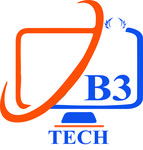 B3 Tech Logo - Entry #101