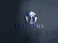 Empowered Financial Strategies Logo - Entry #18