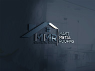 Mast Metal Roofing Logo - Entry #80