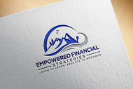 Empowered Financial Strategies Logo - Entry #283