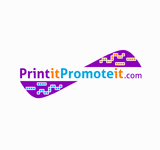 PrintItPromoteIt.com Logo - Entry #160