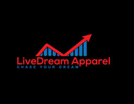 LiveDream Apparel Logo - Entry #333