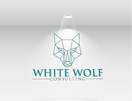 White Wolf Consulting (optional LLC) Logo - Entry #394