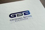 Growing Better Businesses Logo - Entry #73