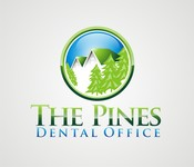 The Pines Dental Office Logo - Entry #30