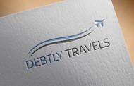 Debtly Travels  Logo - Entry #15