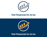 First Financial Inv & Ins Logo - Entry #33