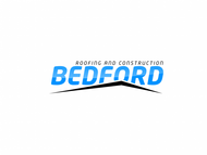 Bedford Roofing and Construction Logo - Entry #56