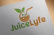 JuiceLyfe Logo - Entry #165