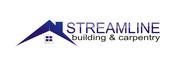 STREAMLINE building & carpentry Logo - Entry #93