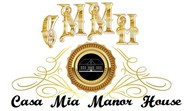 Casa Mia Manor House Logo - Entry #39