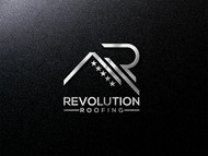 Revolution Roofing Logo - Entry #228