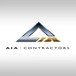 AIA CONTRACTORS Logo - Entry #90