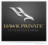 Hawk Private Investigations, Inc. Logo - Entry #21