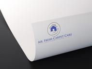 Mr. Fresh Carpet Care Logo - Entry #82