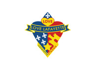 Love Lafayette Logo - Entry #8