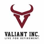 Valiant Inc. Logo - Entry #298