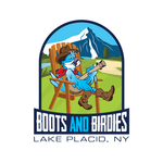 Boots and Birdies Logo - Entry #58