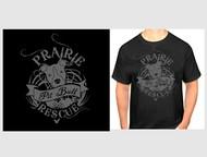 Prairie Pit Bull Rescue Logo - Entry #14