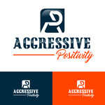 Aggressive Positivity  Logo - Entry #79