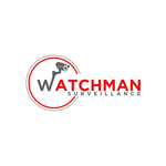 Watchman Surveillance Logo - Entry #144