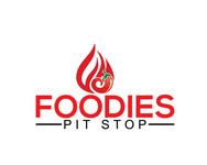 Foodies Pit Stop Logo - Entry #31