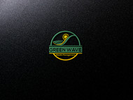Green Wave Wealth Management Logo - Entry #113