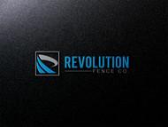 Revolution Fence Co. Logo - Entry #70