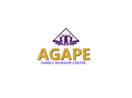 Agape Logo - Entry #239