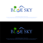 Blue Sky Life Plans Logo - Entry #390