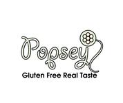 gluten free popsey  Logo - Entry #151