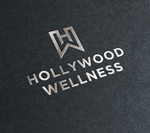 Hollywood Wellness Logo - Entry #83