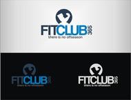 Fit Club 365 Logo - Entry #22