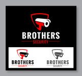 Brothers Security Logo - Entry #9
