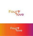 Four love Logo - Entry #23