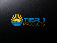 Tier 1 Products Logo - Entry #157