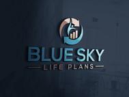 Blue Sky Life Plans Logo - Entry #134