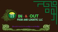 In & Out Foods and Logistics LLC Logo - Entry #37